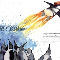 Editorial Illustration für Harvard Business Manager